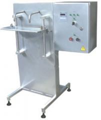 Batchers of viscous products IPKS-071