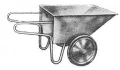 Тележка-рикша ПМ-ФТК-250