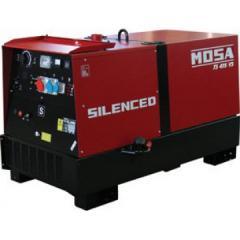 Агрегат сварочный, универсальный, дизельный MOSA TS 415 VSX-BC
