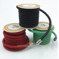 Leather Cord of 5 mm