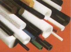 Tubes electroinsulating of a ftoroplas