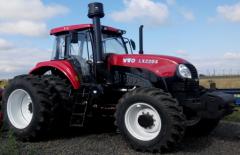 Wheeled tractor YTO Model: YTO- LX2204