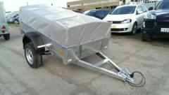 Trailers, with an awning 100-03 in Karaganda