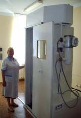 Equipment fluorographic (digital KARS)
