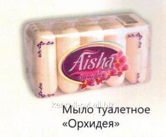 Мыло туалетное Орхидея 75 гр 5 шт, Арт. 0049
