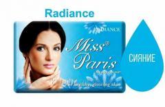 Твердое мыло Miss Paris 125 гр Radiance, Арт.