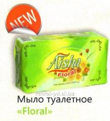 Мыло туалетное Цветочное 75 гр 5 шт, Арт. 0353