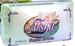 Мыло туалетное Белая лилия 60 гр 5 шт, Арт. 0445