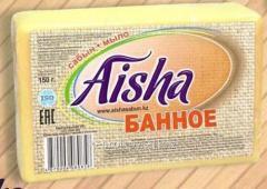 Мыло банное туалетное Банан 150гр, Арт. 0858