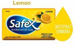 Твердое мыло Safex Antibacterial Soap 125 гр