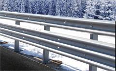 Дорожное ограждение одностороннее 11 ДО-1-250 кДж