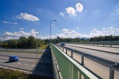 Мостовое ограждение одностороннее 11МО-1,0-250 кДж