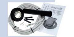 Комплект удлинения кабеля трехжильного КУК-3