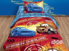 Комплект постельного белья Disney - Тачки