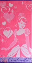 Полотенце махровое Cinderella in Pink