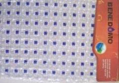 Коврик на присоске в ванну 70х40