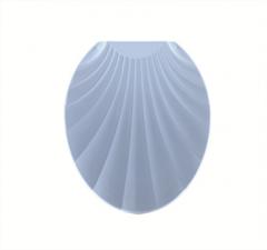 Пластиковая крышка ракушка