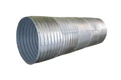 Pipe corrugated LMG-10.25