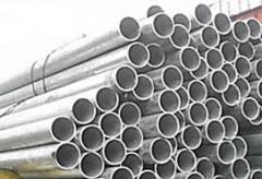 Трубы  стальные оцинкованные, Трубы оцинкованные