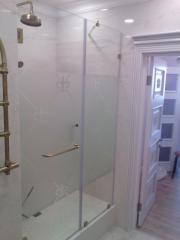 Мебель для ванных комнат, Душевые кабины и