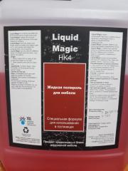 Полирующее средство для мебели -Liquid Magic