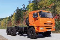Автомобиль-шасси Камаз 43118-3011-46