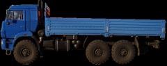 Бортовой автомобиль  Камаз  43118-6023-46