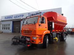 Дорожная машина  Камаз КО-829Д1