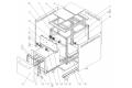 Дверца духовки (СБ) ПЭC-2Ш