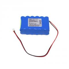 Аккумулятор ЭКГ ЭК-12T-01 Монитор 6H-4/5A1800 7,2v NiMH 1800mAh
