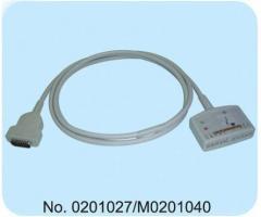 ЭКГ Кабель без отведений для МАС-500