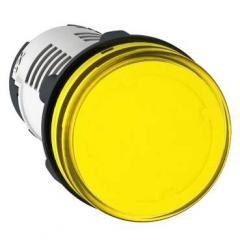 Лампа сигнальная желтая код 120000006276