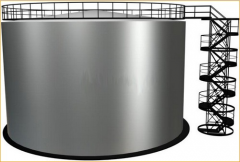 Резервуар для хранения нефтепродуктов