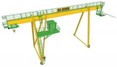 Load-lifting cranes