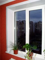 Metaloplastikovy windows