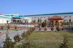 "Saryagash resort ""luxury Altynay"""