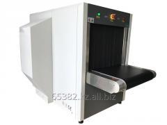 Двух проекционный рентген сканер багажа SPX-6550DV