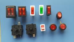 Выключатель и переключатель электрический