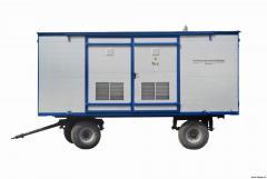 Комплектные трансформаторные подстанции передвижные типа пктп 250-630/6 (10)-0,4у1