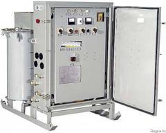 Комплектные трансформаторные подстанции для обогрева бетона типа ктп-то-80-86у1