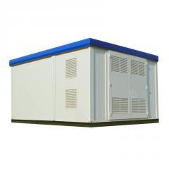 Комплектные трансформаторные подстанции в бетонной оболочке типов ктпнб-25-2500/6(10)у1