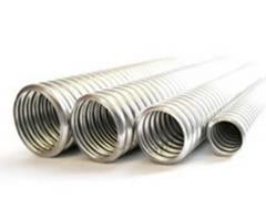 Protective corrugated pipes