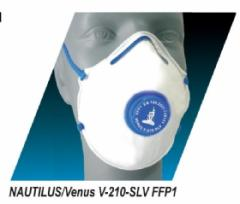 Respirators the filtering gas-dustproof