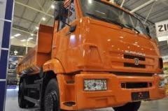Trucks, Trucks of loading capacity 2-5 tn