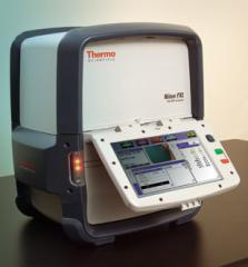 Mobile rengeno-fluorescent laboratory Niton FXL
