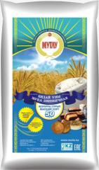 Мука пшеничная высший сорт, 50 кг