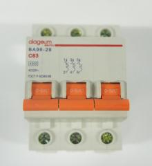 Switches BA 96-29 automatic modular brands