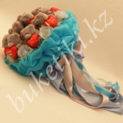 """Bouquet """"Amusing mishutka"""
