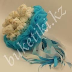 """Bouquet from the soft toys """"Ocean of"""