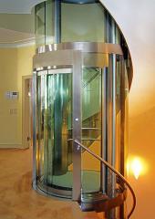 Vertical elevators for disabled, Special elevators
